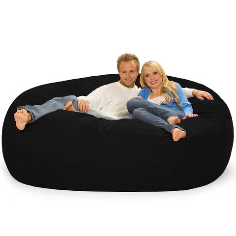 7 Foot MojoBagz Bean Bag Chair