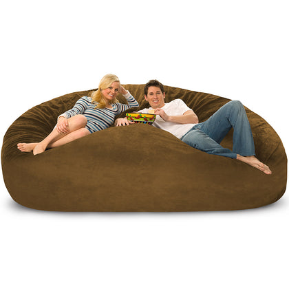 8 Foot MojoBagz Bean Bag Chair