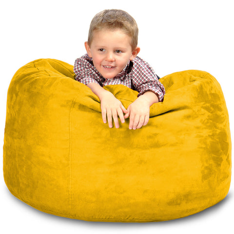 MojoBagz Kids Bean Bag Chair