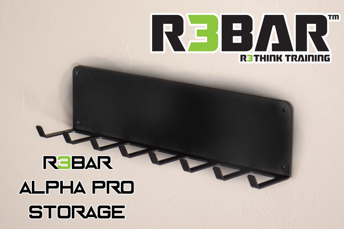 R3BAR Alpha-Pro Storage Rack