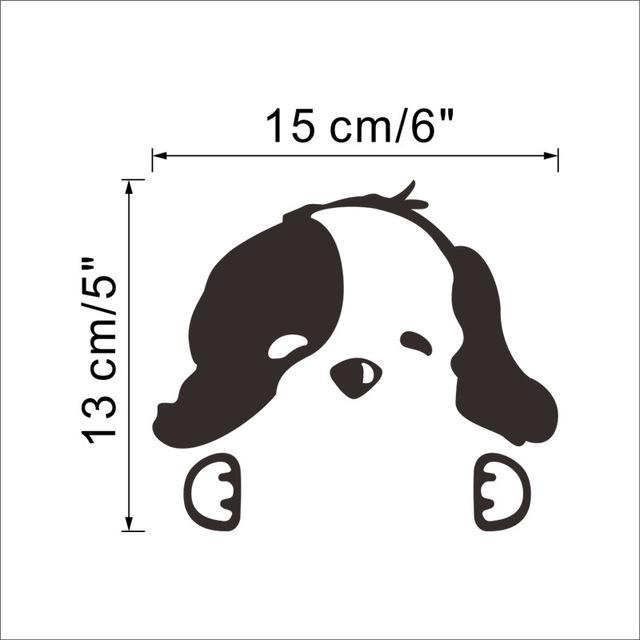 Dog Wall Sticker