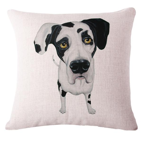 Great Dane Pillow Cover