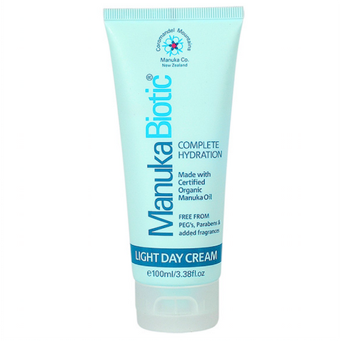 Manuka Biotic Light Day Cream Moisturiser