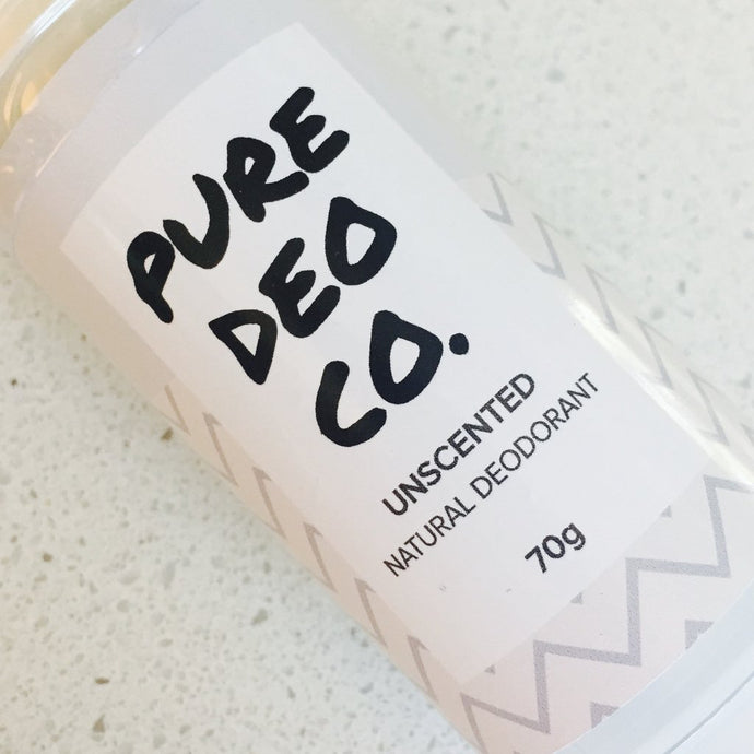 Pure Do Co. - Natural Deodorant 70g