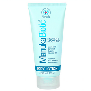 Manuka Biotic Natural Body Lotion