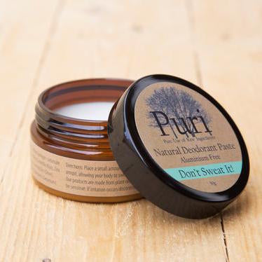 Puri Products Natural Deodorant Paste 50g