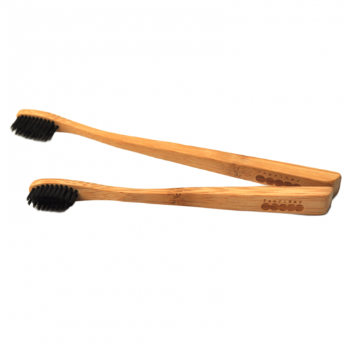PearlBar'sª Adult Planet-loving Charcoal Toothbrush