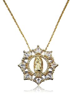 COLLAR VIRGEN STAR