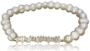 PULSERA BARRA WHITE