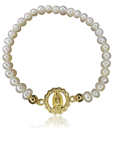 PULSERA VIRGEN MINI