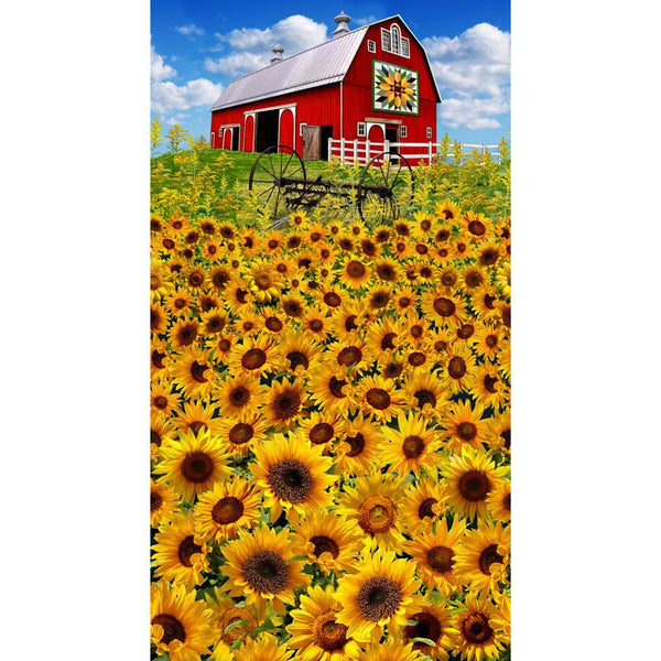 #101 Farm Sunflowers TT FARM-C6475 SUNFLOWER
