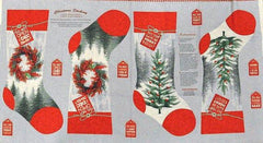 # 19 C Holiday Traditions Stocking