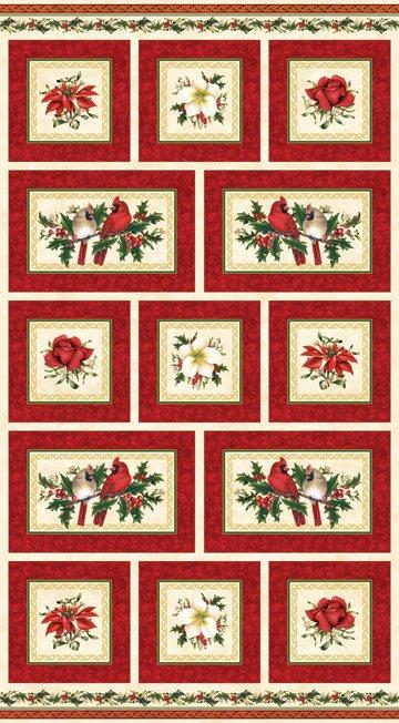 #2C Christmas Traditions 5510M 24 Panel