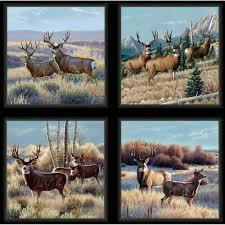 #39 WL Mule Deer in Sage 72 ES
