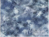 HM Call of the Wild Snowflake Q4458-7 Blue