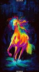 #45W Painted Horse Painted-CD6595