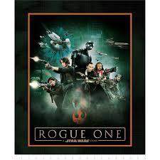 #48 K Rogue One Heros Camelot