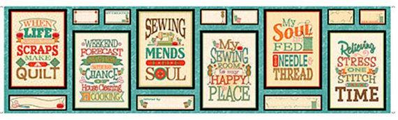 79 Sewing Mends the Soul QT 1649 26079 X