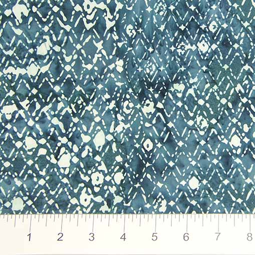 Northcott Fabrics Primitive Lines Blue Teal 80042-64