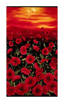 #98 Sunset Poppies TT POPPIES-C5833