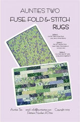 AT Fuse, Fold & Stitch Rugs AT634