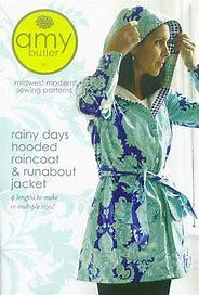 Amy Butler Rainy Day Raincoat