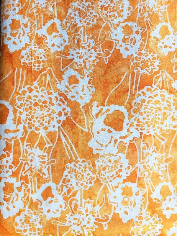 Anthology Fabrics Batik Print 7182