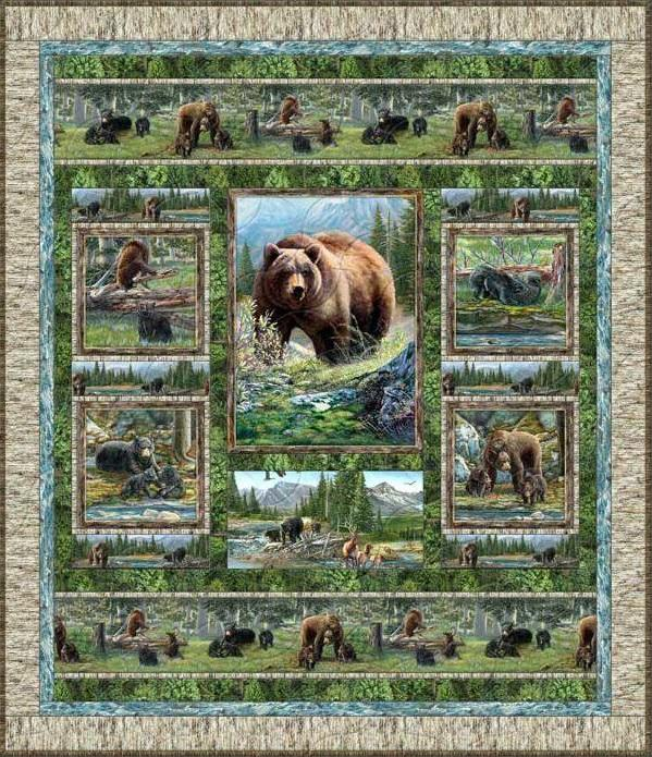 Bear Meadow  by Carolyn Mock 5