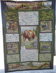 Bear River Kit w/pattern 48x58