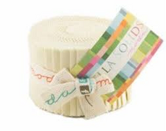 Bella Solid Neutral Jelly Roll 9900JR 21