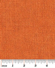 Benartex Burlap Orange 00757 22