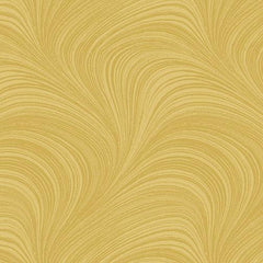 Benartex Wave Texture Gold 02966 33