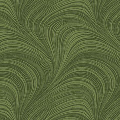 Benartex Wave Texture Medium Green 02966 43