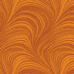 Benartex Wave Texture Pumpkin 02966 38