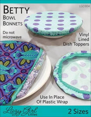 Betty Bowl Bonnets LGD304