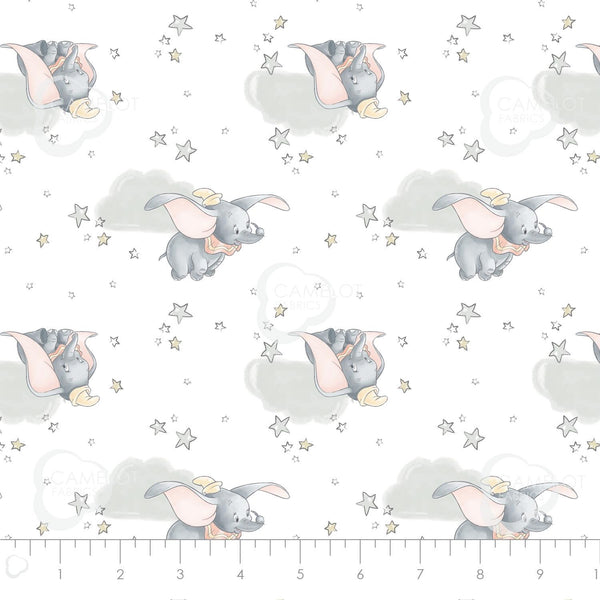 CC Disney Sentimental Collection Dumbo in the Sky in White 85160108 01
