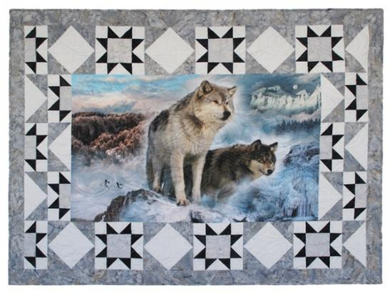 Call of the Wild Border Kit Double Star Ice CWBKIT-176-ICE PANEL IS NOT INCLUDED