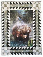 Call of the Wild Border Kit Trees Forest CWBKIT-44-Forest PANEL IS NOT INCLUDED