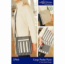 Cargo Pocket Purse Indygo Junction