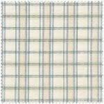 Cottage Basics Plaid Cream 442