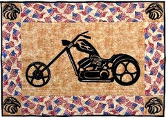 "Creative Iron ""Easy Rider Chopper"""