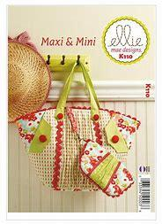 Ellie Mae Designs - K110 Maxi & Mini Kwik Sew
