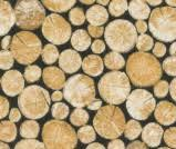 NC Great Outdoors Wood Flannel