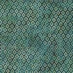 HF Bali Batik Southwest Geometric Teal MR18 21