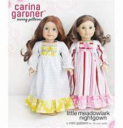 Little Meadowlark Nightgown Carina Gardner Sewing Patterns CAG012