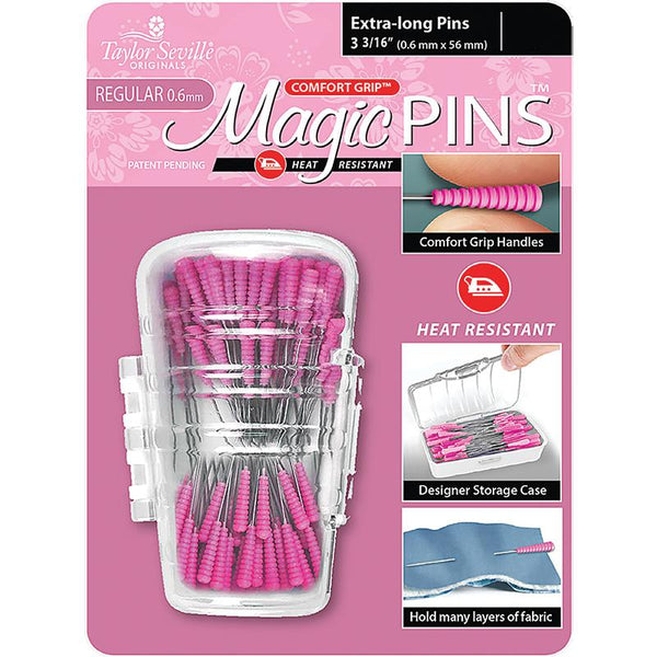 Magic Pins Extra Long 50 ct 219546