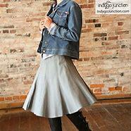 Modern Gored Skirt Crossroads IJ987CR