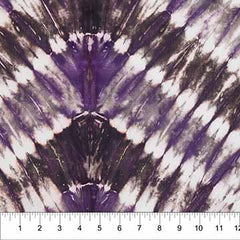 NF Chevron Shibori Purple 81101-86
