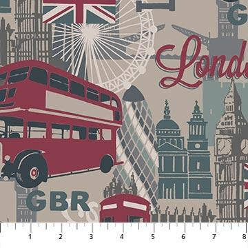NF Destinations London
