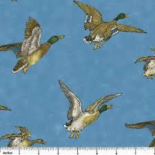 NF Majestic Mallards  F2543 43 Flannel